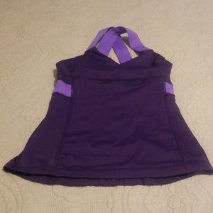 Lululemon athletica workout shirt